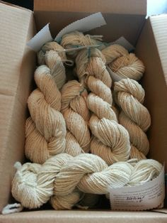 First contract spin complete. 1492 yards of two ply sock weight Southdown