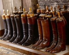 English Riding Boots are So Beautiful! English Country Manor, English Style, British Country, Tweed, Fox Hunting, Country Fashion, Leather Riding Boots, Mens Horse Riding Boots, Town And Country