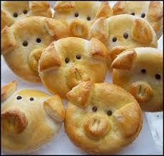 oink oink biscuits