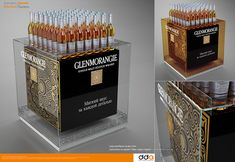 POS materials for alcohol brands Pos Display, Wine Display, Wine Shelves, Point Of Purchase, Exhibition Display, Pop Up Stores, Liquor Cabinet, Alcohol, Branding