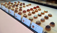 Miss Patisserie: Dreamy Cream Puffs {Review of Choux Bakery}