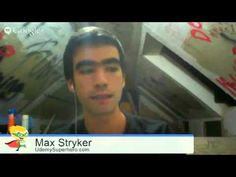 UHangout with Host Dennis Smith: Hangout with Udemy Instructor Max Stryker