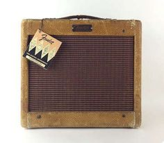 Fender / Champ 5F1 / 1959 / Tweed / Vintage Amp