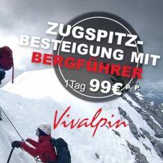 Der Berg ruft Dich! Berg- & Skiprogramm in den Alpen #ad