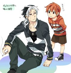 Gil and Nemo from Finding Nemo anime style  ErmaGerd, Disney and anime! Two things I love!
