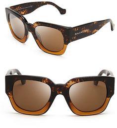 Balenciaga Wayfarer Sunglasses    <>  @kimludcom
