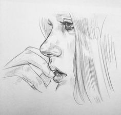 Wendy Ortiz Insta: wendyortizart The post Wendy Ortiz Insta: wendyortizart appeared first on Woman Casual - Drawing Ideas Drawing Skills, Drawing Techniques, Drawing Sketches, Cool Drawings, Drawing Ideas, Sketching, Illusion Kunst, Realistic Eye Drawing, Face Sketch