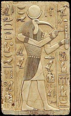 Was THOTH also '' Melchizedek The Great High Prist '' , in the Book of Genesis ?   ...~ by Sacred Scribe.