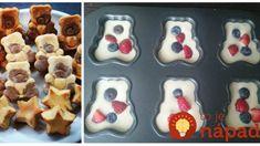 Bez cukru, bez chémie: Zdravé domáce Brumíky podľa Katky – za lacný peniaz najlepšia maškrta pre deti! Cupcake Cakes, Cupcakes, Food And Drink, Lunch, Sugar, Cookies, Drinks, Desserts, Chemistry