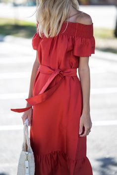 Little Blonde Book by Taylor Morgan   A Life and Style Blog : Ramona Maxi