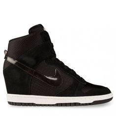 on sale 744a8 8c7df ... Nike Dunk High Premium Ueno Panda White Black Sail Nike Dunk High  Pinterest Nike dunks ...