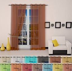 Best Sheer Grommet Window Curtains Panels for Bedroom, Li... http://www.amazon.com/dp/B019QP0Q6M/ref=cm_sw_r_pi_dp_C6hpxb1TGF06Z
