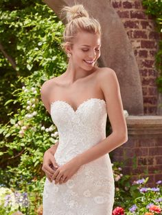 404f190ec1fa Brenda Wedding Dress | Rebecca Ingram Perfect Wedding Dress, Wedding Dress  Suit, Wedding Bridesmaid