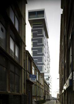 The Unity Building, Merseyside in Liverpool, United Kingdom