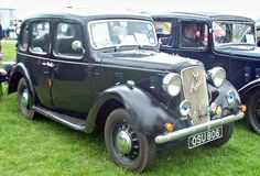 1936 Austin Ten Cambridge 1141cc 4-cylinder Side-Valve Engine