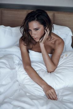 Victoria Beckham pens a letter to her 18-year-old self with advice on how to survive a life in the spotlight – from body image and marriage to outlandish outfits and Elnett hairspray.