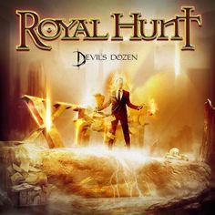 "Disco recomendado por @LH Magazin Music ROYAL HUNT – ""THE DEVIL'S DOZEN"""