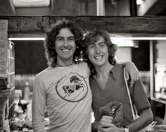 The Beatles: February 2014 Eric Idle (Monty Python) - George Harrison