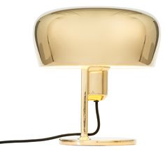 COPPOLA Table Lamp in all Gold. Ceramics, Handmade. Design by Chritophe de la Fontaine for Formagenda.  #Formagenda #Lighting #Design
