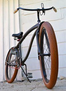 Ideas For Fixie Bike Beach Cruisers Custom Beach Cruiser, Beach Cruiser Bikes, Cruiser Bicycle, Beach Cruisers, Bike Tattoos, Bike Quotes, Old Bikes, Bicycle Accessories, Motorcycle Bike
