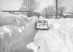 Blizzard of 77 Buffalo, NY