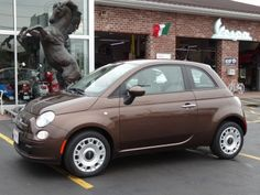 2012 Fiat 500 Pop http://www.iseecars.com/used-cars/used-fiat-for-sale