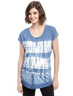 Motherhood Tye Dye Maternity Shirt * Read more reviews of the product by visiting the link on the image.