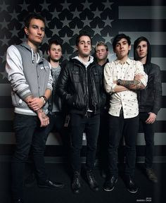 Crown The Empire my favorite band <3