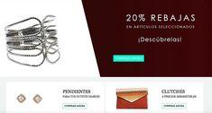 ❤¡Ya están aquí!❤ Aprovecha nuestras REBAJAS y hazte con tus accesorios favoritos.  www.deplanoodetacon.com