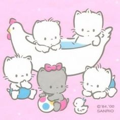 Baby Sanrio characters