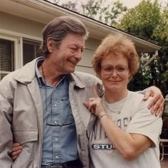 DeForest Kelley and his wife Carolyn were married from 1945 until his death in 1999. While Shatner and Nemoy became the more popular actors of Star Trek, Kelley was the real success with a faithful marriage and a happy life. #DoctorMcCoy
