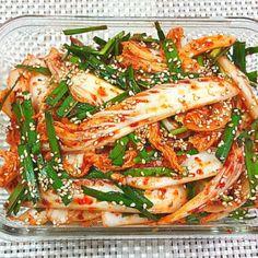 Kimchi, Korean Food, Japchae, Dinner, Cooking, Ethnic Recipes, Fiction, Crafts, Manualidades