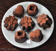 Best #chocolate #trouffles #diy #cooking #recipe #blog #aliceartcafe #kawiarniaalicji #dessert