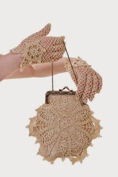 Artesanía de Tina: bolsas
