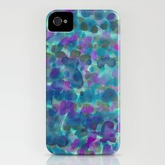Watercolour Dream iPhone Case by Amy Sia - $35.00