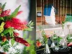 Industrial Science Styled Shoot
