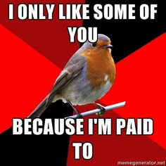 Retail Robin - customer is unhappy with you. asks for manager. i am the manager. I luv u retail robin! Cashier Problems, Retail Problems, Girl Problems, Work Memes, Work Humor, Work Funnies, Work Quotes, Retro Humor, Retail Robin Meme