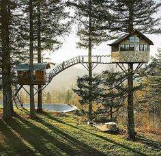 Treehouses for the backyard yass