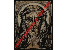 Cristo en punto cruz
