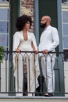 1/5 of Solange's gorge wedding looks from her New Orleans wedding <3 http://asos.do/GlxcOt