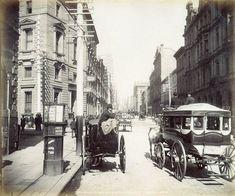 Pitt Street, Sydney 1892-93