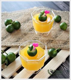 Orange Lime Jelly | Anncoo Journal - Come for Quick and Easy Recipes