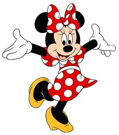 red minnie mouse birthday free download clipart best minnie rh pinterest com minnie mouse clipart outline minnie mouse clipart images