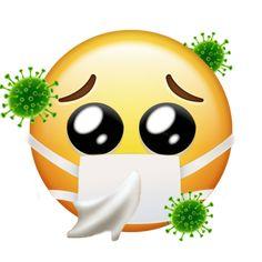 #freetoedit #corona #coronavirus #emoji #newemoji #coronaemoji #sick #canada #cute #pleadingeyes #pleading #china #2020  #remixed from @iphone_stickers, @peppasmakeovers Emoji Stickers Iphone, Emoji Wallpaper Iphone, Cute Emoji Wallpaper, Sad Wallpaper, Cartoon Wallpaper, Emoji Pictures, Emoji Images, Smileys, Beste Emoji