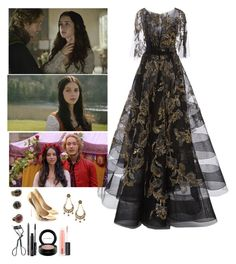 Mary, Queen of Scots// Reign Reign Fashion, New Fashion, Fashion Outfits, Reign Dresses, Prom Dresses, Formal Dresses, Reign Tv Show, Polyvore Fashion, Gowns