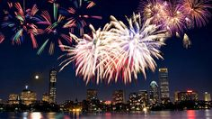 Best US Fireworks Displays - NYC