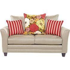 Garden Terrace 7 Pc Sleeper Living Room | Living Room Sets | Rooms To Go