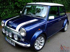 Old Mini Cooper, Rover Mini Cooper, Mini Cooper Sport, Mini Cooper Custom, Mini Cooper Classic, Classic Mini, Classic Cars, Austin Mini, Mini Morris