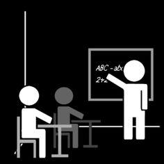 classe / salle de classe