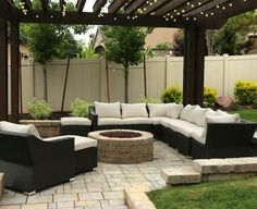 Bring a welcoming touch to any deck or patio with this charming sectional sofa and ottoman. Features a classic, woven pattern constructed from PVC rattan supported by a cast aluminum frame. Set includ